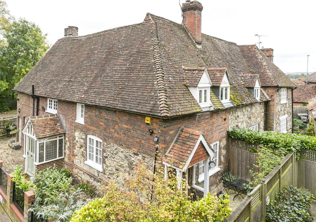 2 Bedrooms Semi Detached House for sale in High Street, Seal, Nr. Sevenoaks, Kent