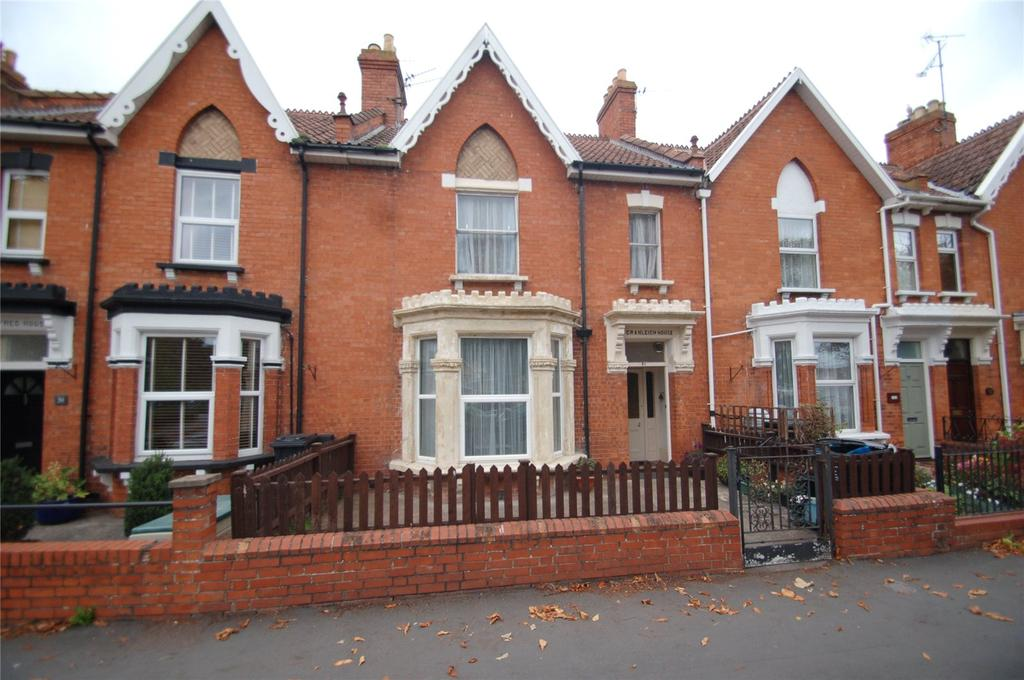 4 Bedrooms Terraced House for sale in Cranleigh Gardens, Bridgwater, Somerset, TA6