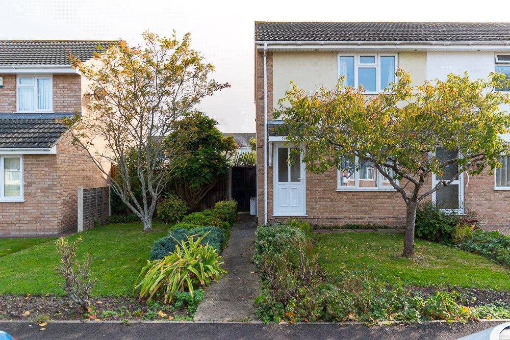 2 Bedrooms End Of Terrace House for sale in Wilkins Road, Bridgwater, Somerset, TA6