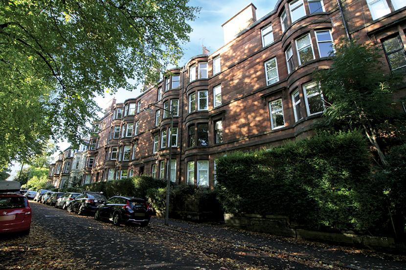 1 Bedroom Ground Flat for sale in 7 Striven Gardens, North Kelvinside, G20 6DU