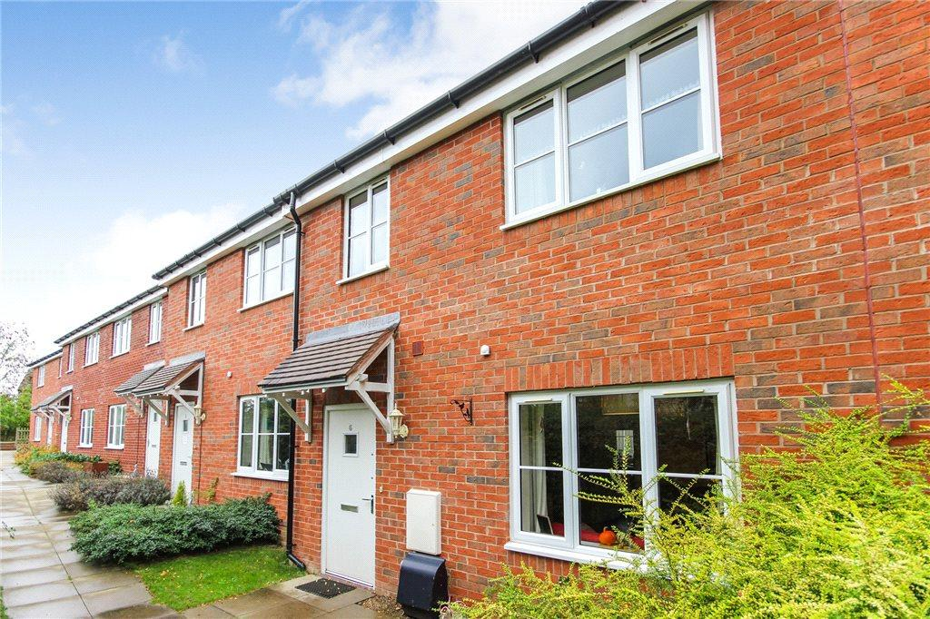 2 Bedrooms Terraced House for sale in Bray Close, Inkberrow, Worcester, Worcestershire, WR7