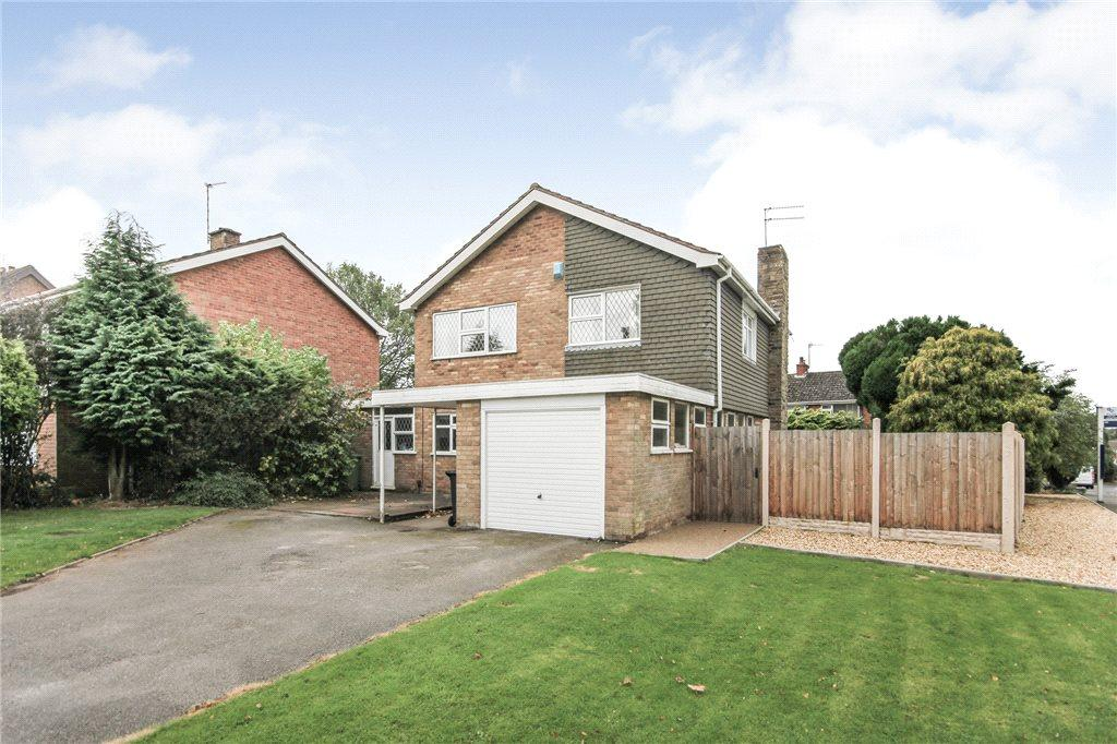 4 Bedrooms Detached House for sale in Cobham Road, Oldswinford, Stourbridge, West Midlands, DY8