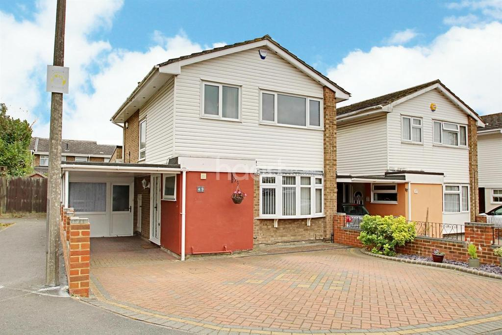 3 Bedrooms Detached House for sale in Morningtons, Harlow