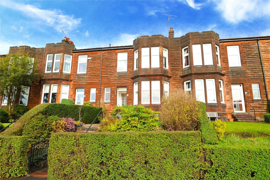 3 Bedrooms Terraced House for sale in Essex Drive, Jordanhilll, Glasgow