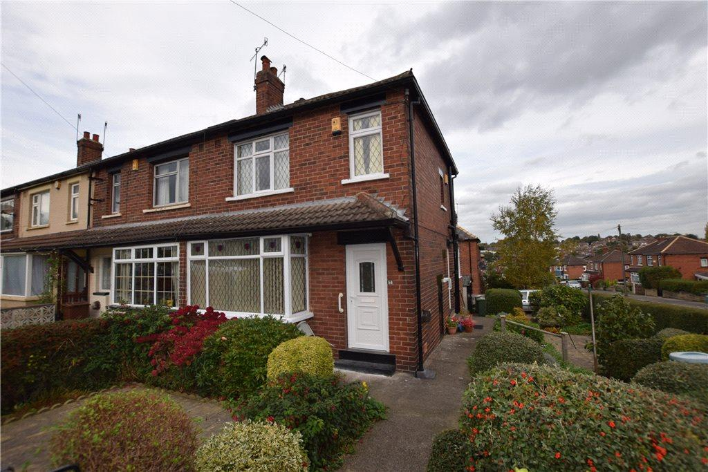 3 Bedrooms Terraced House for sale in Kirkdale Crescent, Leeds, West Yorkshire