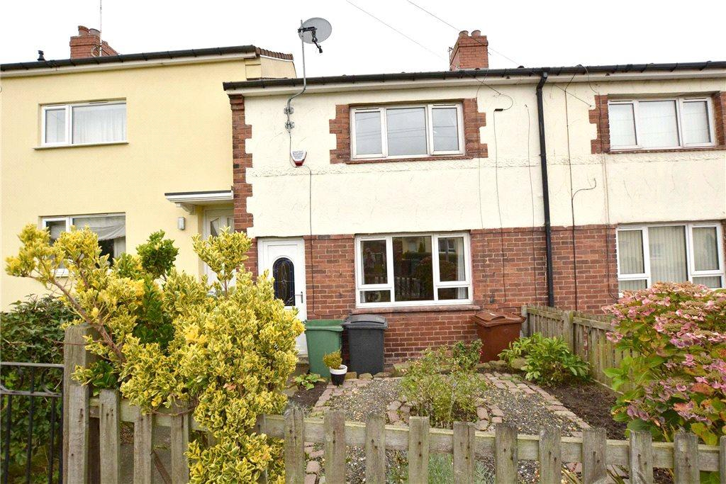 2 Bedrooms Terraced House for sale in Inghams Avenue, Pudsey, West Yorkshire