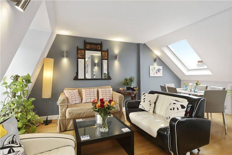 3 Bedrooms Maisonette Flat for sale in Collingbourne Road, London, W12