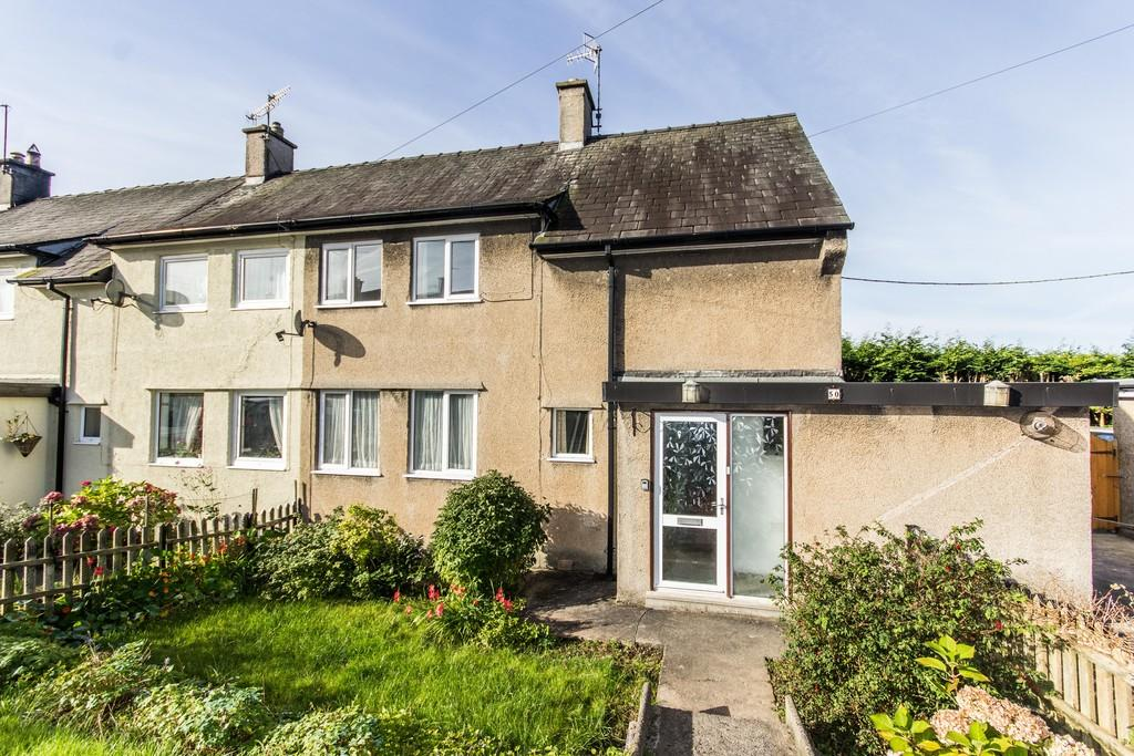 3 Bedrooms End Of Terrace House for sale in 50 Firs Road, Milnthorpe, Cumbria, LA7 7QF