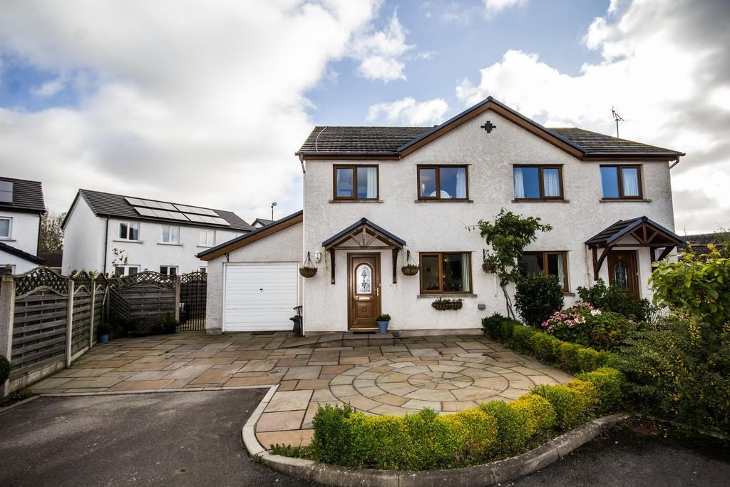 3 Bedrooms Semi Detached House for sale in 2 Ellas Orchard, Green Lane, Flookburgh