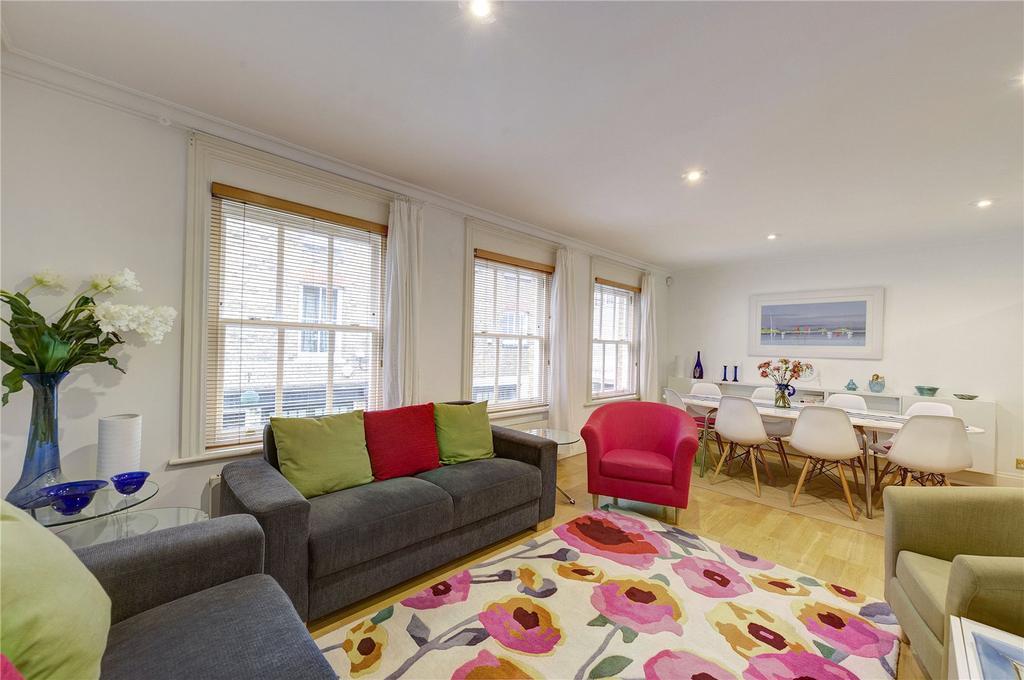 3 Bedrooms Mews House for sale in Sherlock Mews, London, W1U