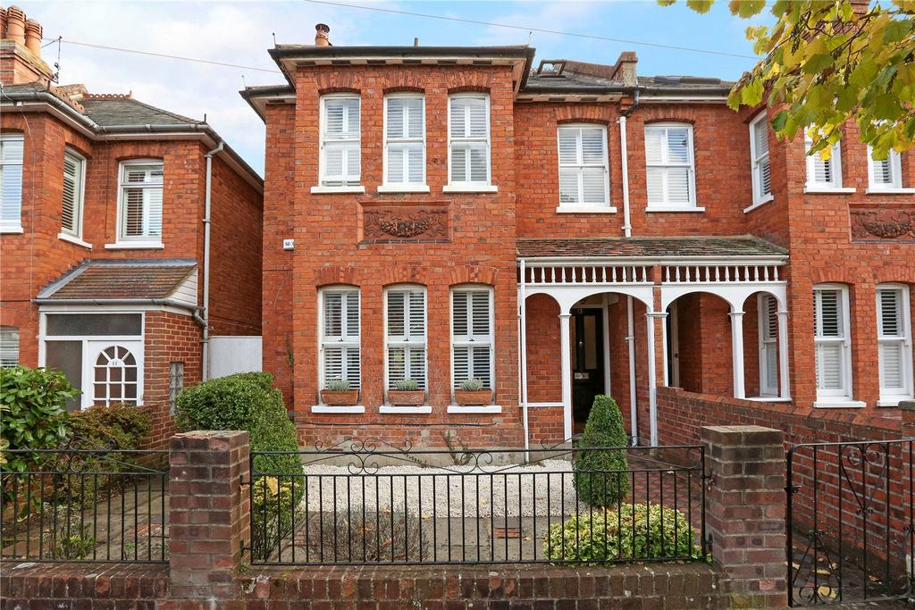 5 Bedrooms Semi Detached House for sale in St. Marks Road, Henley-On-Thames, Oxfordshire, RG9