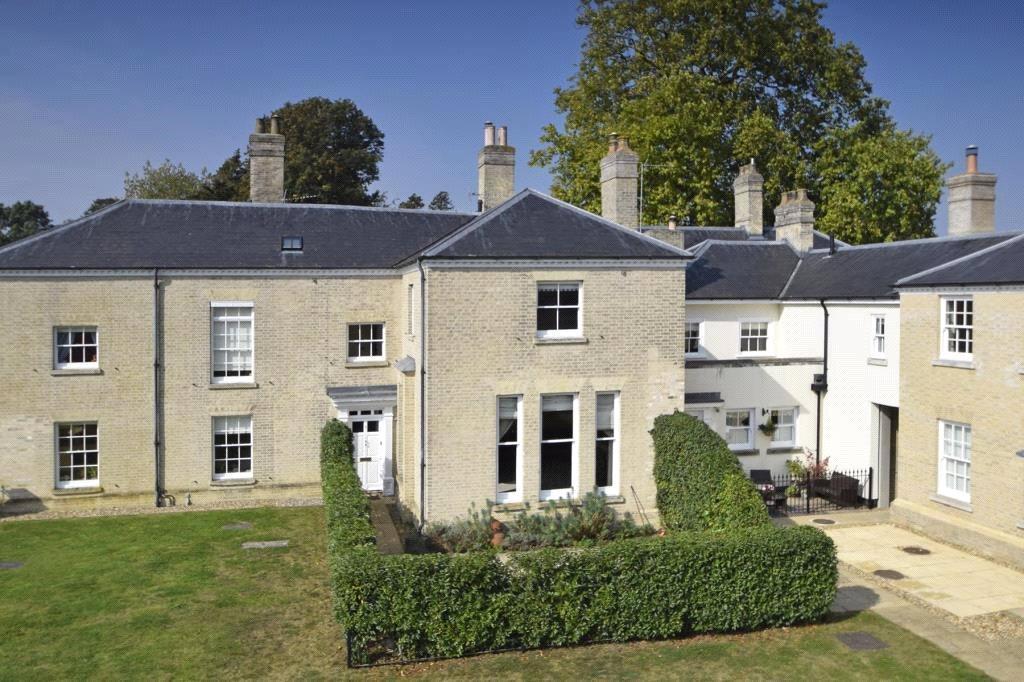 3 Bedrooms Mews House for sale in Ashfield Grange, Great Ashfield, Bury St Edmunds, Suffolk, IP31