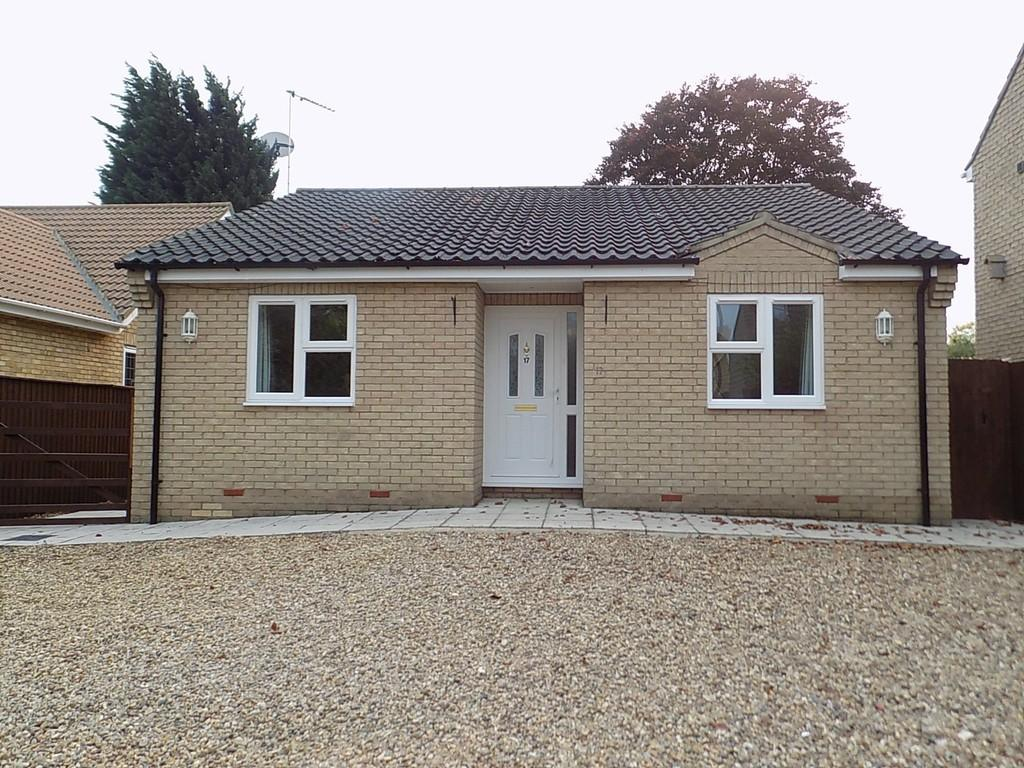 3 Bedrooms Detached Bungalow for sale in Upwell Road, March