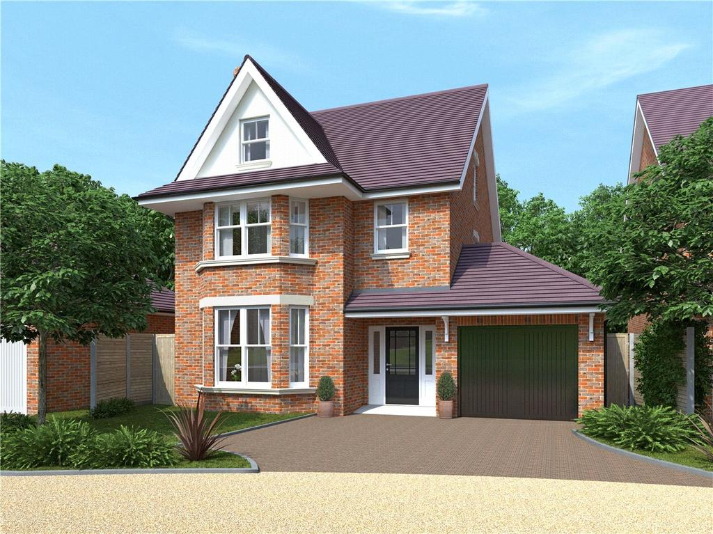 5 Bedrooms Detached House for sale in Watling Street, St. Albans