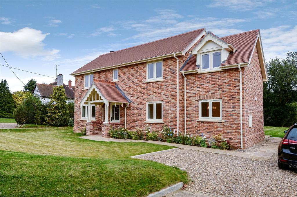 4 Bedrooms Detached House for sale in Earl Soham, Nr Framlingham, Suffolk, IP13