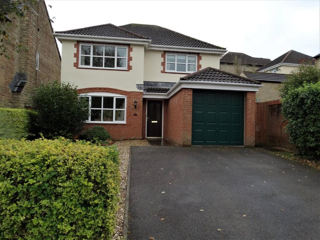 4 Bedrooms Detached House for sale in Okehampton, Devon