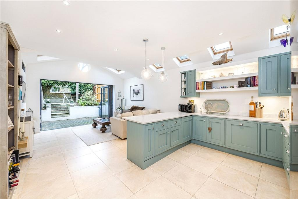 2 Bedrooms Apartment Flat for sale in St. Ann's Hill, London, SW18