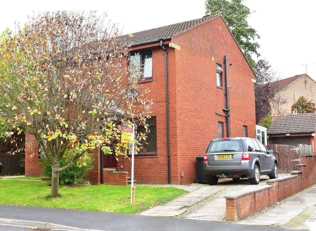 2 Bedrooms Semi Detached House for sale in Grantley Drive, Harrogate