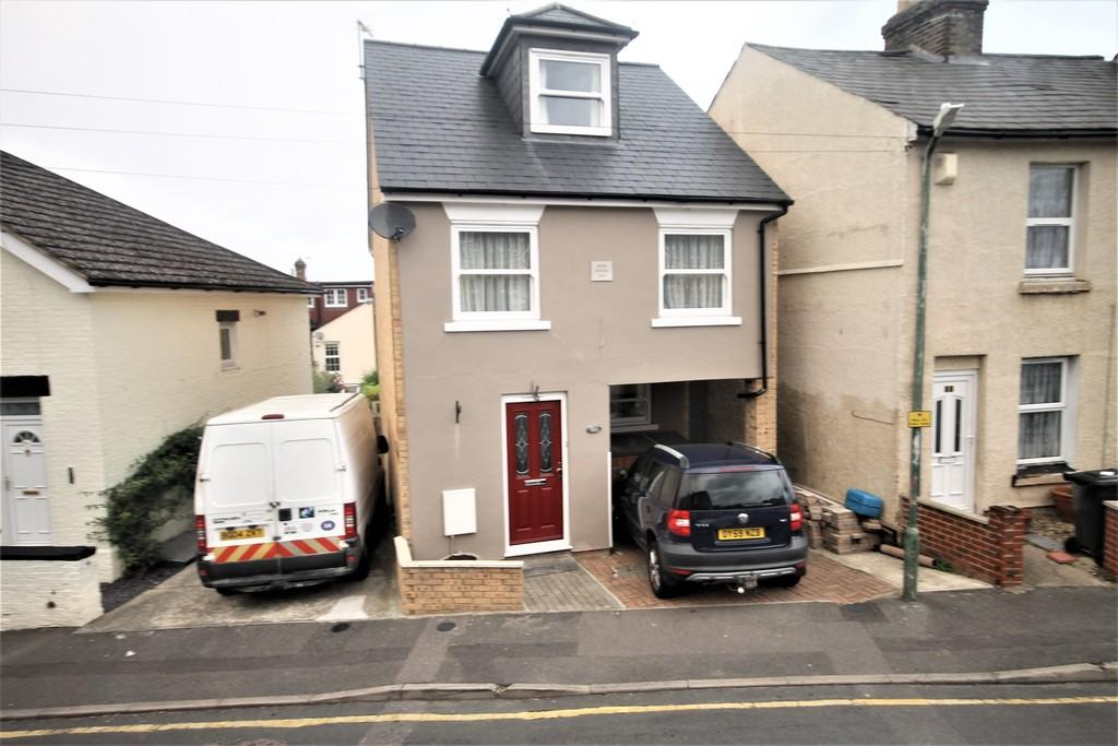 3 Bedrooms Detached House for sale in Brunswick Street, Maidstone