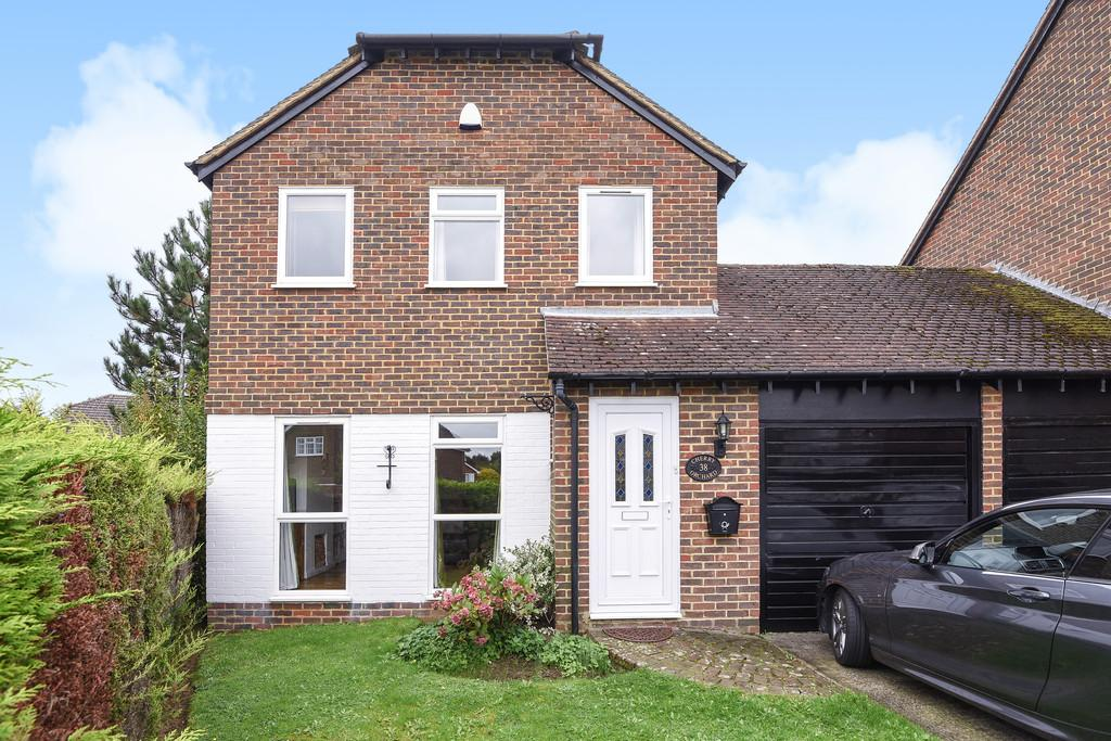 3 Bedrooms Link Detached House for sale in Cherry Orchard, Ditton