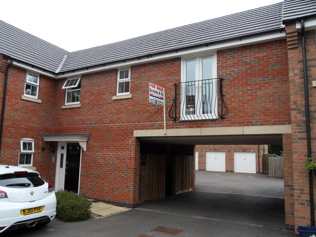 1 Bedroom Flat for sale in Burgess Drive, Earl Shilton