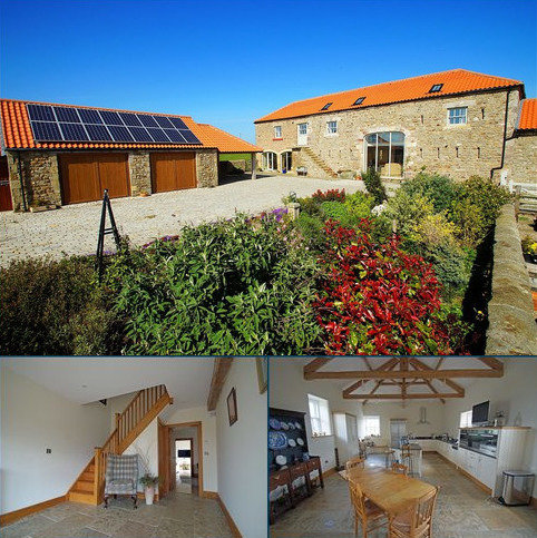 4 bedroom property to rent - Barn Yesterday, Patrick Brompton, Bedale, DL8 1JY