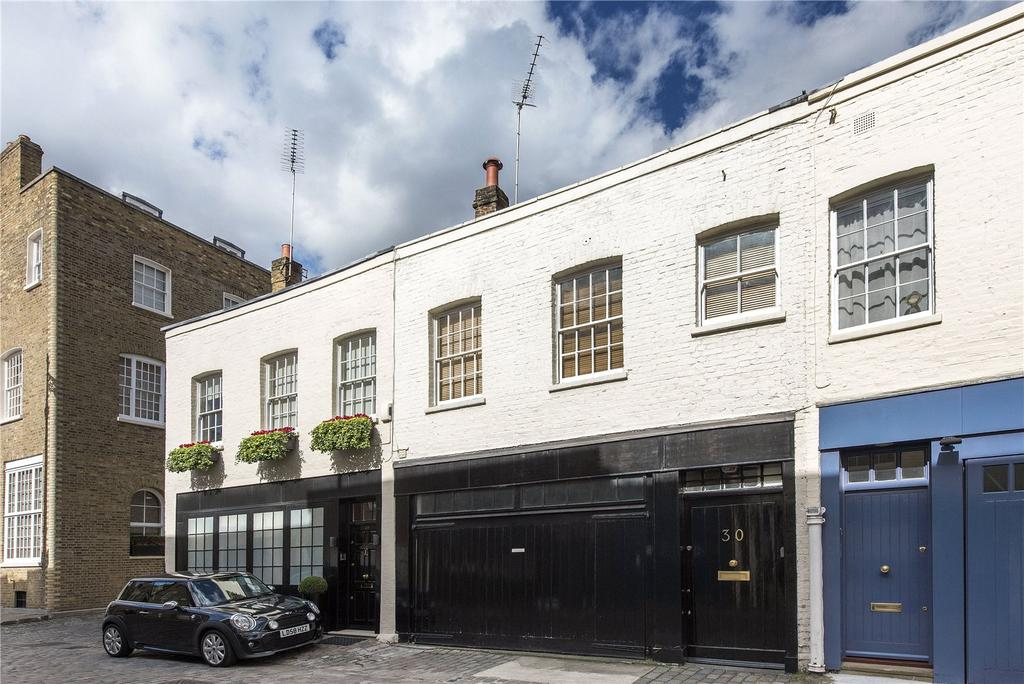 2 Bedrooms Mews House for sale in Wilton Row, London, SW1X