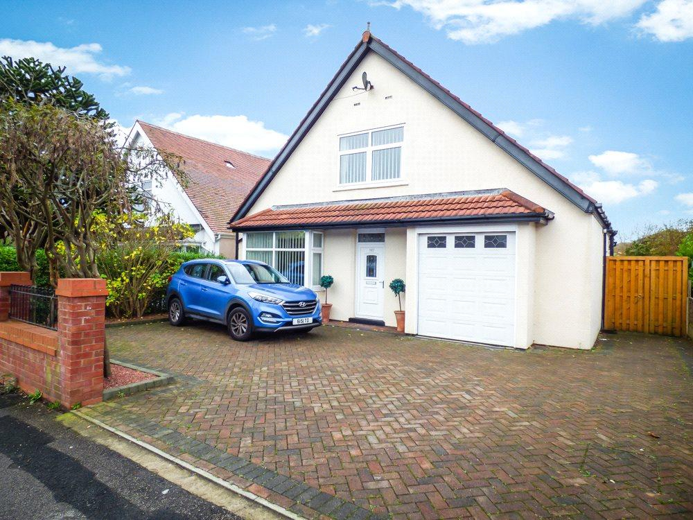 3 Bedrooms Detached House for sale in Bispham Road, Bispham, Blackpool