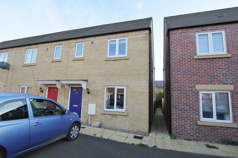 2 bedroom end of terrace house to rent - Cornflower Crescent, Barleythorpe