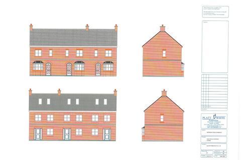 3 bedroom townhouse for sale - Heathfield Avenue, Crewe