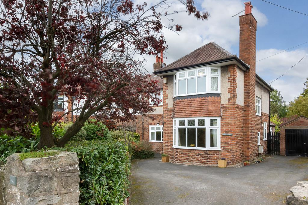 3 Bedrooms Semi Detached House for sale in Park Drive, Wistaston