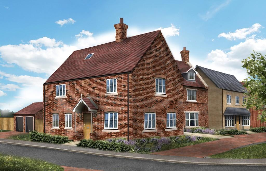 3 Bedrooms Detached House for sale in Plot 15, Victoria Heights, Melbourn