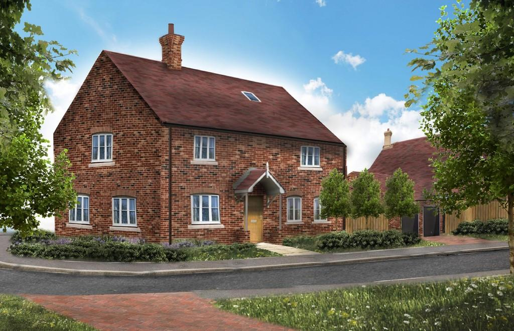 3 Bedrooms Detached House for sale in Plot 16, Victoria Heights, Melbourn