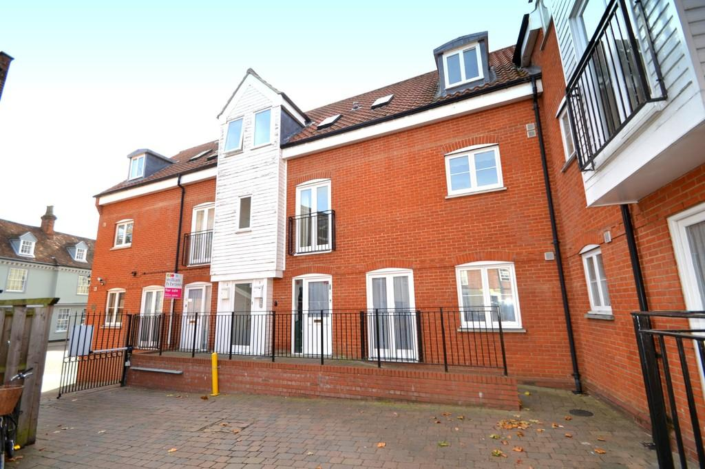 3 Bedrooms Apartment Flat for sale in Fore Street, Ipswich, IP4 1JS