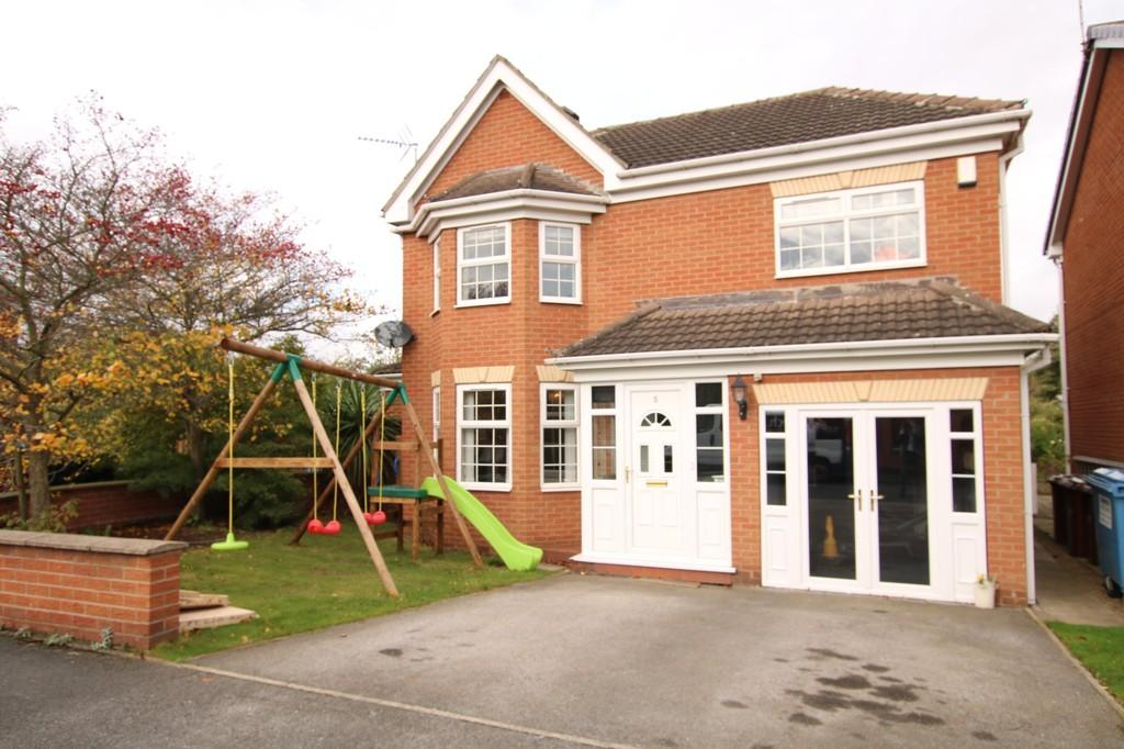 4 Bedrooms Detached House for sale in Virginia Gardens, Lofthouse