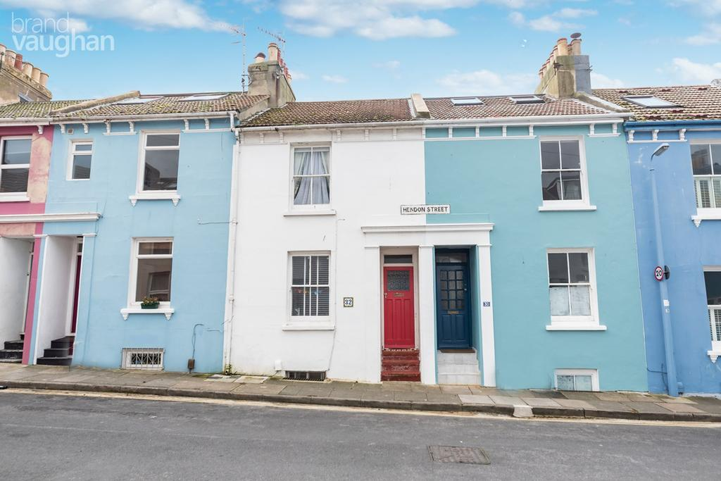 3 Bedrooms Terraced House for sale in Hendon Street, Brighton, BN2