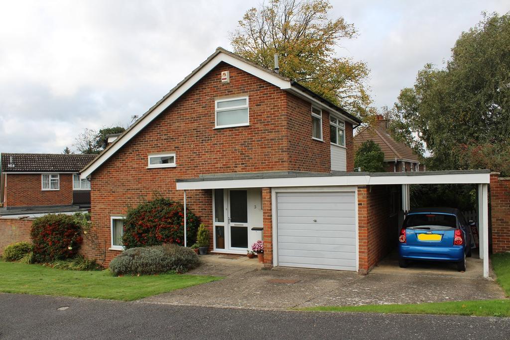 4 Bedrooms Detached House for sale in The Slade, Wrestlingworth, Sandy, SG19