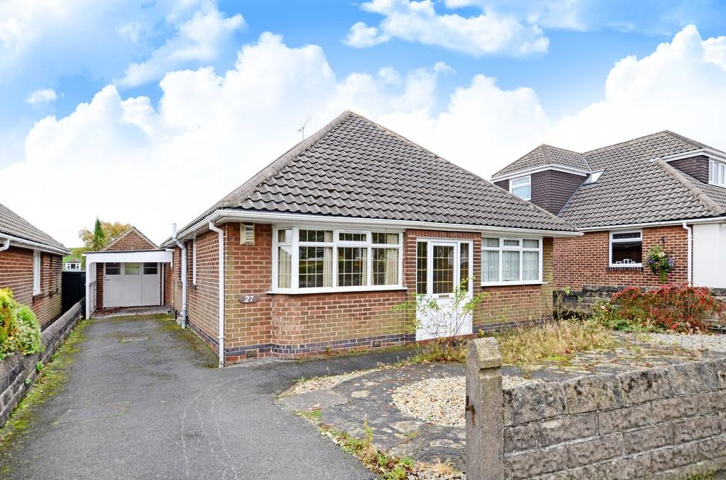 3 Bedrooms Detached Bungalow for sale in Blackbrook Avenue, Lodge Moor