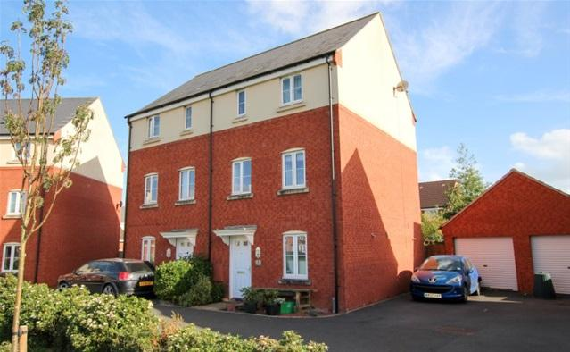 4 Bedrooms Semi Detached House for sale in Tori Green, Bridgwater