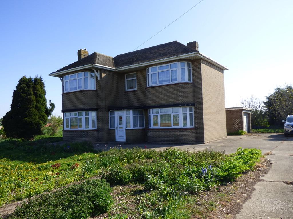 3 Bedrooms Detached House for sale in Old Hall Lane, Surfleet