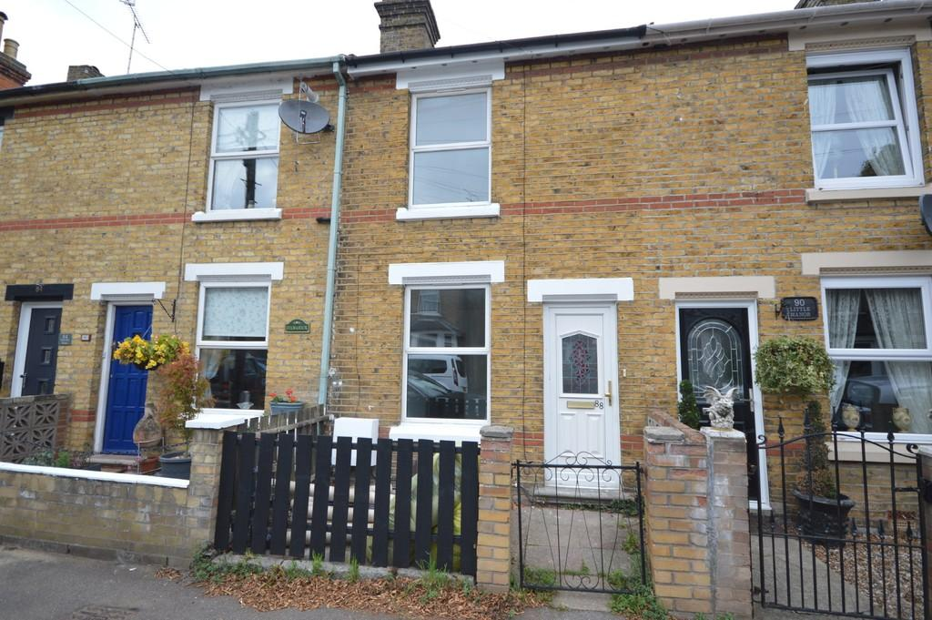 2 Bedrooms Terraced House for sale in Harsnett Road, New Town