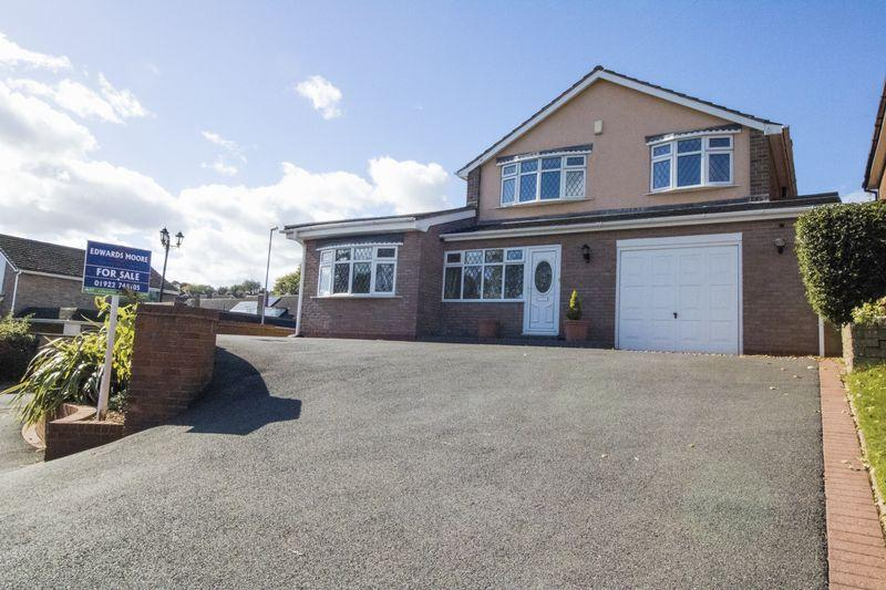 5 Bedrooms Detached House for sale in Erdington Road, Aldridge, Walsall.