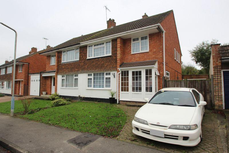 3 Bedrooms Semi Detached House for sale in Elmshurst Gardens, Tonbridge