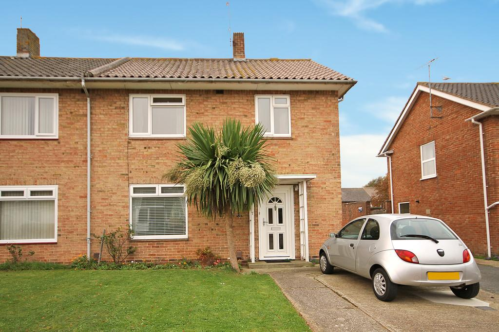 3 Bedrooms End Of Terrace House for sale in The Avenue, Goring-by-sea, BN12 6HJ