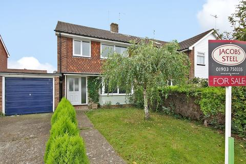 3 bedroom semi-detached house for sale - Rogate Close, Sompting, BN15 0DY
