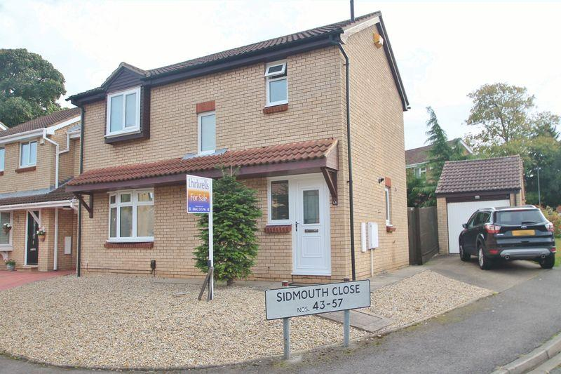 3 Bedrooms Detached House for sale in Sidmouth Close, Tollesby Hall, Marton