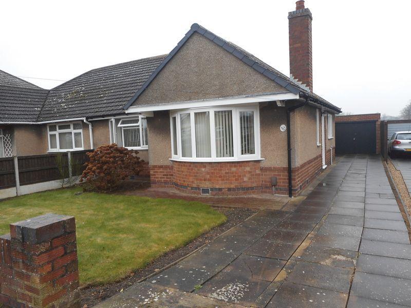 2 Bedrooms Bungalow for sale in Arundel Road, Bulkington, Bedworth