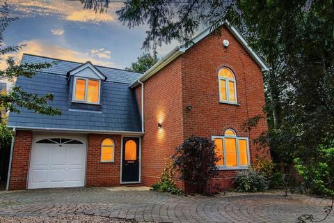 3 bedroom coach house for sale - Pelham Avenue, Sherwood Rise, Nottingham