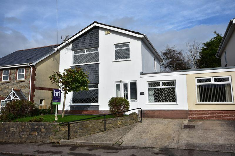 3 Bedrooms Link Detached House for sale in Groesfaen, Pontyclun