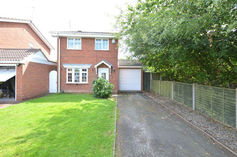3 Bedrooms Detached House for sale in Broomehill Close, Amblecote, Brierley Hill